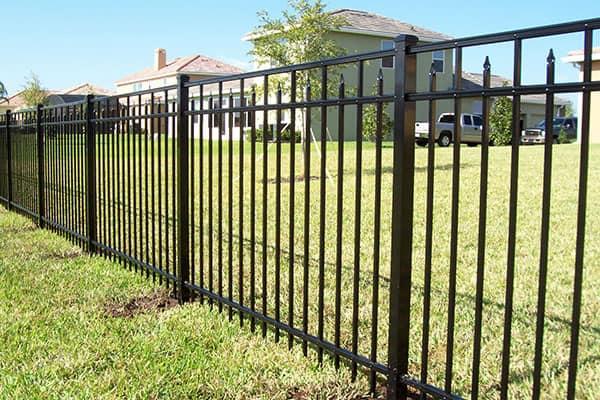 Ornamental Fence Colorado Springs